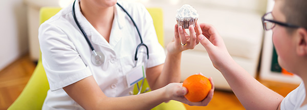 Master's Degree in Clinical Pediatric Nutriology