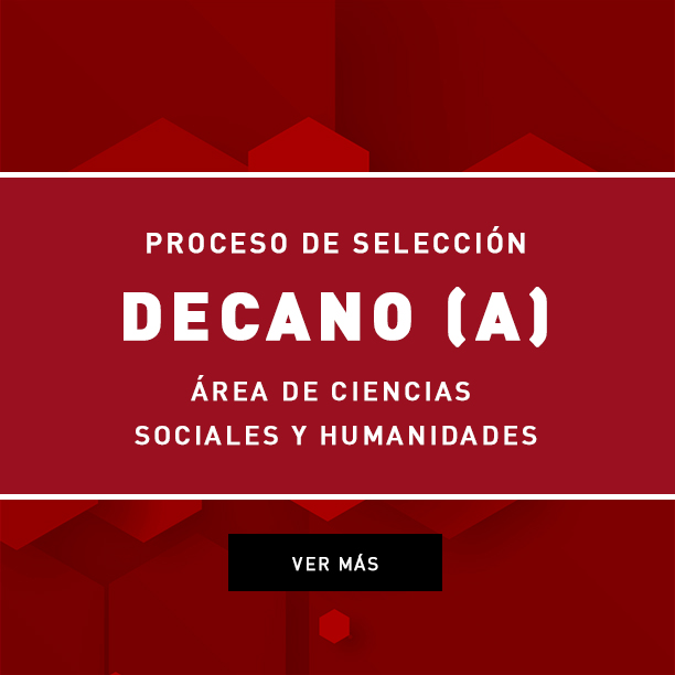 Vacancy Dean (a) Social Sciences and Humanities