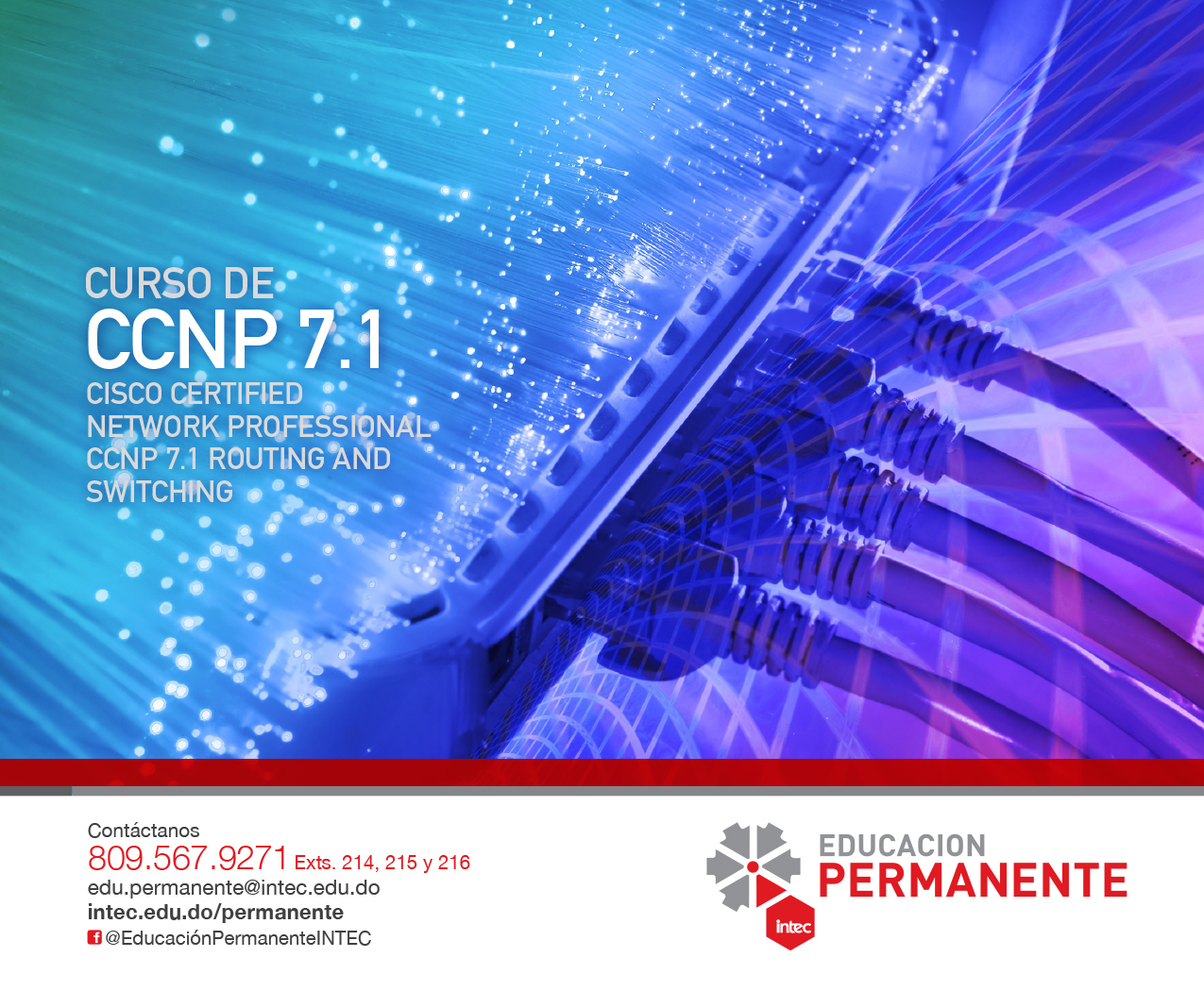 CISCO CERTIFIED NETWORK PROFESSIONAL (CCNP 7.1 MODULO 3)