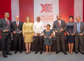 Seven intecianos were recognized as Outstanding Graduates