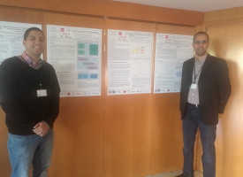 Students and professors of the PhD in Energy Management participate in the Ibero-American Congress of Smart Cities