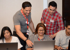 An intensive workshop to formulate research proposals