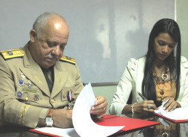 INTEC and the Armed Forces train military personnel in the English language